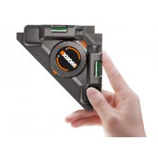 Лазерный уровень плиточника WORX - WX047